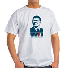 WWRD? Ronald Reagan T-Shirt