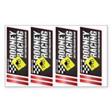 Unique Motorcycle racing Decal