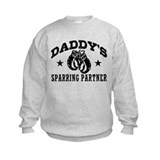 Daddy's Sparring Partner Sweatshirt