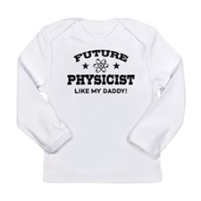 Future Physicist Long Sleeve Infant T-Shirt