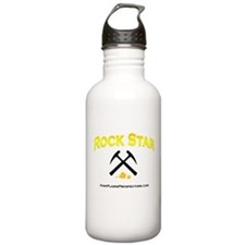 Rock Star Prospector Water Bottle