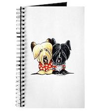 Skye Terrier Sweaters Journal