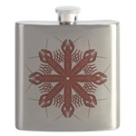 Crawfish Flask