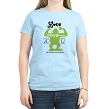 NEW Love them GREENS Women's Light T-Shirt