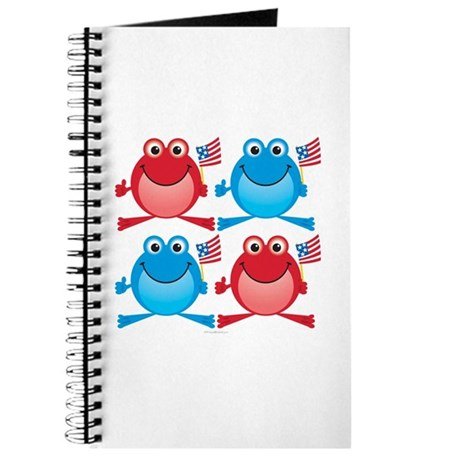 Four Freedom Frogs: Journal