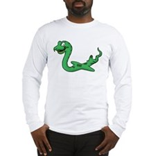 Snakes plane Long Sleeve T-Shirt