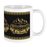 Steamboat 50th Anniversary Small Mug