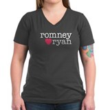 Romney Ryan Modern Love T-Shirt