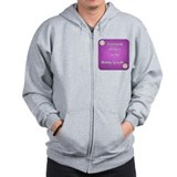 Respiratory Therapist by day Mommy by night Zip Hoodie