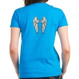 Fallen Rainbow with Wings Tee