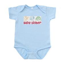 """""""Baby Sister"""" onesie"""