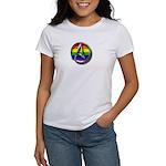 LGBT Atheist Symbol Women's T-Shirt