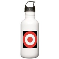 Bullseye Water Bottle
