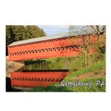 Postcards (Package of 8) - Spring at Sachs Bridge