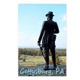Postcards (Package of 8) - Little Round Top