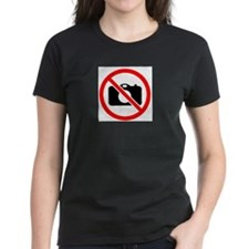 No Pictures allowed Tee