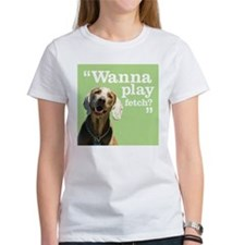 Fetch Dog Tee