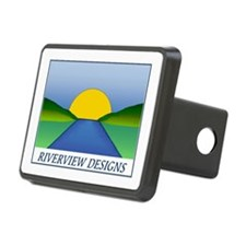 Riverview Designs Logo Hitch Cover