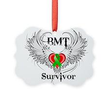 Survivor Bone Marrow Transplant Ornament
