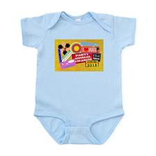 live your dreams 2012 Infant Bodysuit