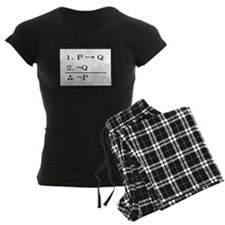 Modus Tollens Pajamas
