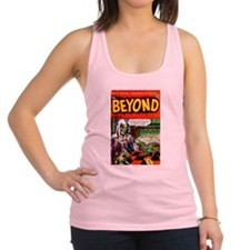 The Beyond #16 Racerback Tank Top