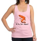 newt10.png Racerback Tank Top