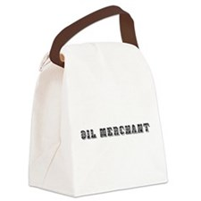 OilMerchant10.png Canvas Lunch Bag