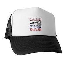 Machinist Trucker Hat