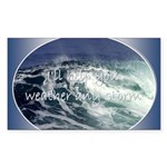 Angel Fish Round Compact Mirror