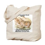 Introvert Squirrels Tote Bag