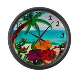 Tropical Giant Clocks