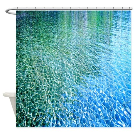 Ke'e Lagoon Kauai Tropical Shower Curtain by ...