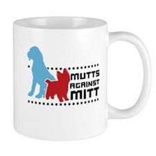 Mutts Against Mitt Mug