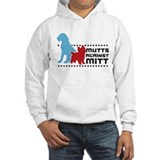 Mutts Against Mitt Hoodie