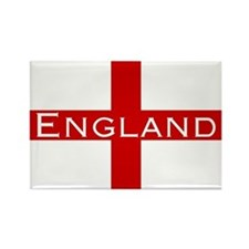 George Cross England Rectangle Magnet