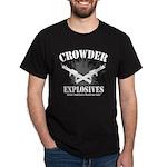 Crowder Explosives Dark T-Shirt