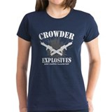 Crowder Explosives Tee