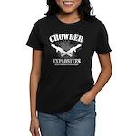 Crowder Explosives Women's Dark T-Shirt