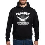 Crowder Explosives Hoodie (dark)