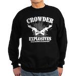 Crowder Explosives Sweatshirt (dark)