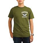 Crowder Explosives Organic Men's T-Shirt (dark)