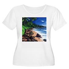 Beach Painting T-Shirt
