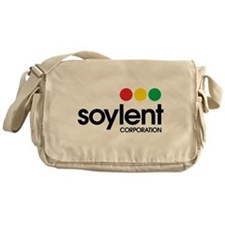 SOYLENT CORPORATION Messenger Bag