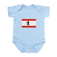 Berlin Flag Infant Bodysuit