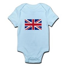 London Flag Infant Bodysuit