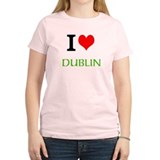 I love Dublin T-Shirt