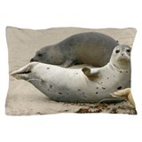 The Leaking Seal Pillow Case