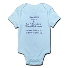 The FPIES Foundation Infant Bodysuit