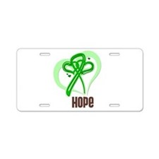 Hope Inspire BMT SCT Aluminum License Plate